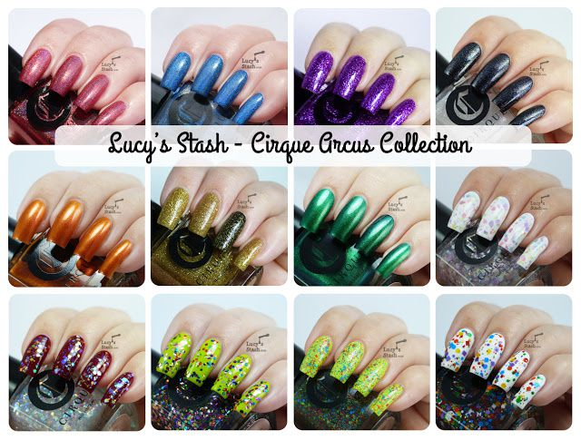 Lucy's Stash - Cirque Arcus Collection