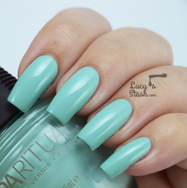 SpaRitual Delight - Review and swatches