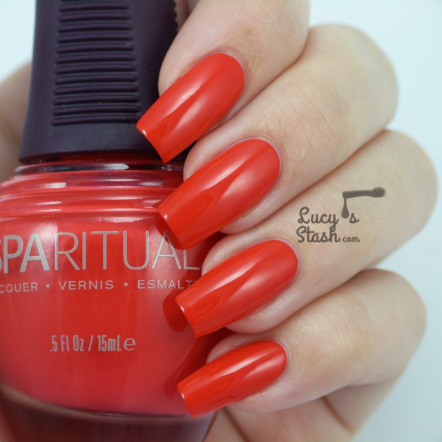 SpaRitual Last Tango - Review and swatches