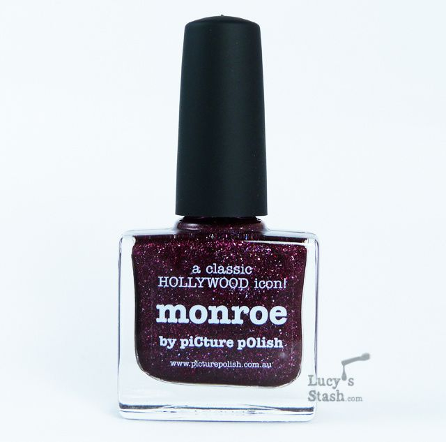 piCture pOlish Monday: Review and swatches of piCture pOlish Monroe