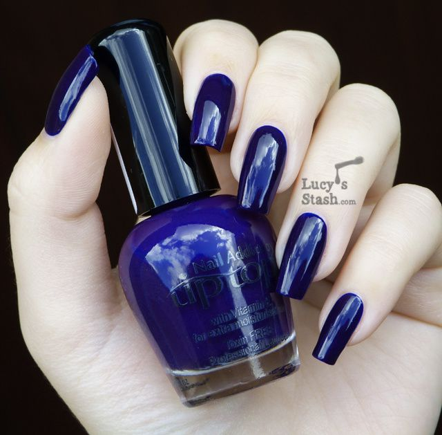 Tip Top Kingfisher - Review & swatches