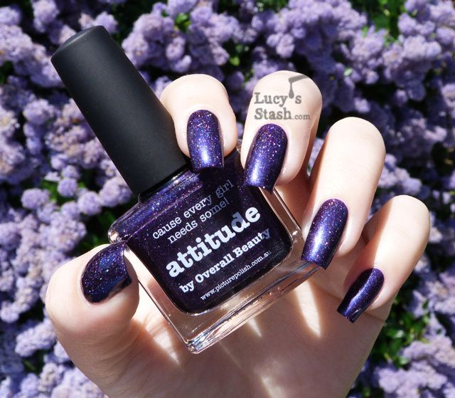 piCture pOlish Monday: piCture pOlish Attitude