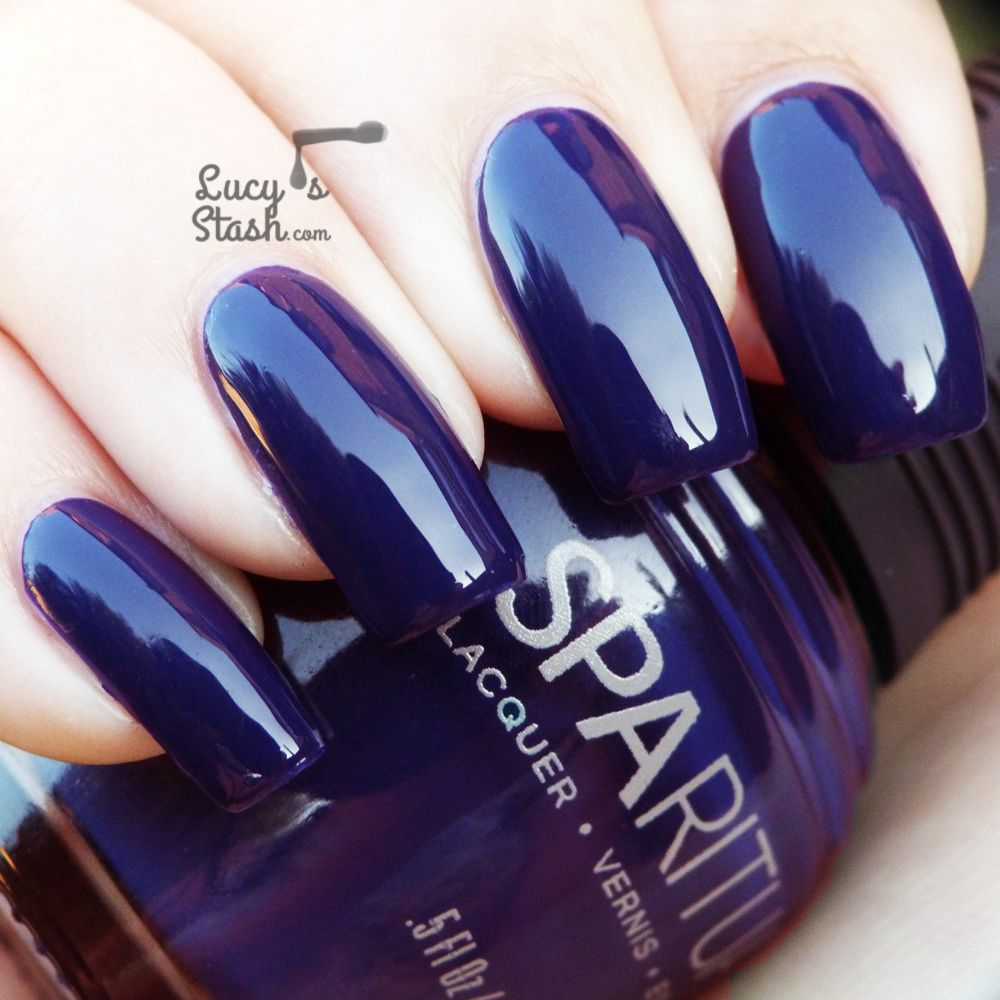 SpaRitual Share collection for Autumn 2013: Review & swatches of Midnight Stroll and From The Heart
