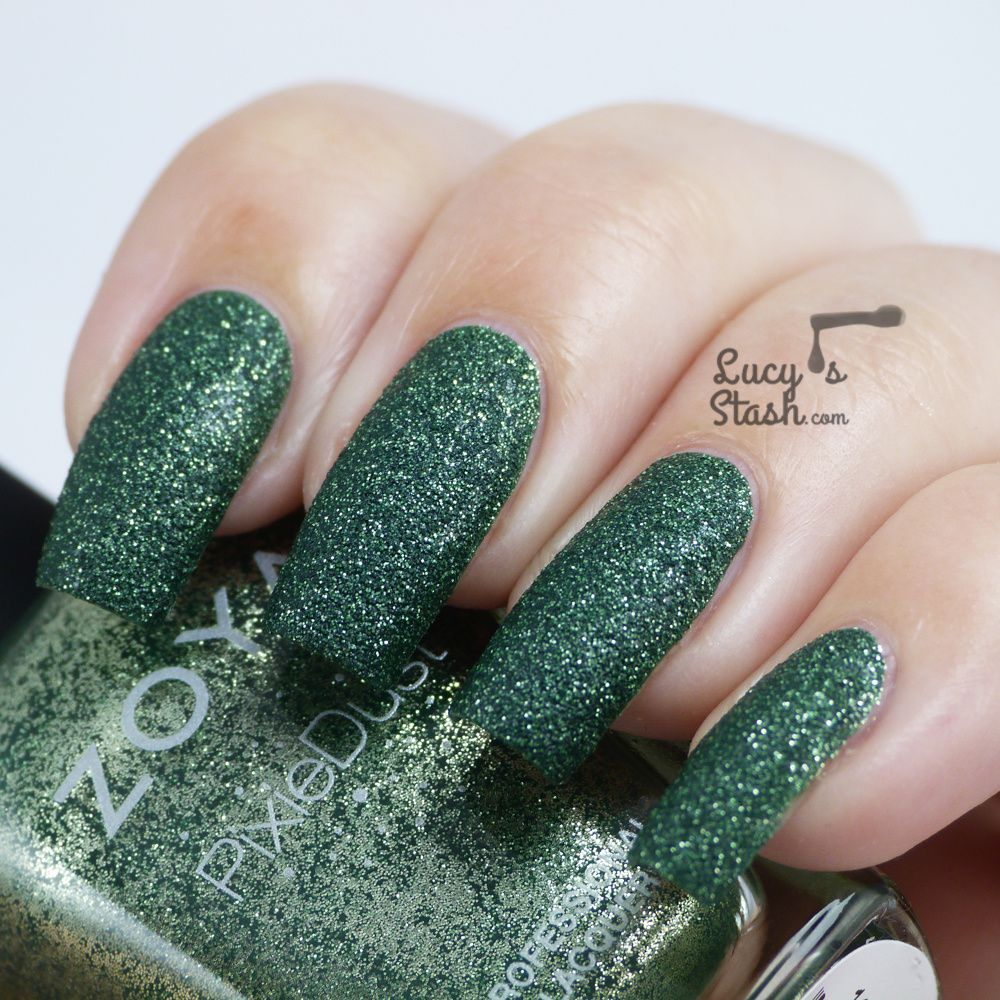 Zoya PixieDust Fall 2013 - Review and swatches