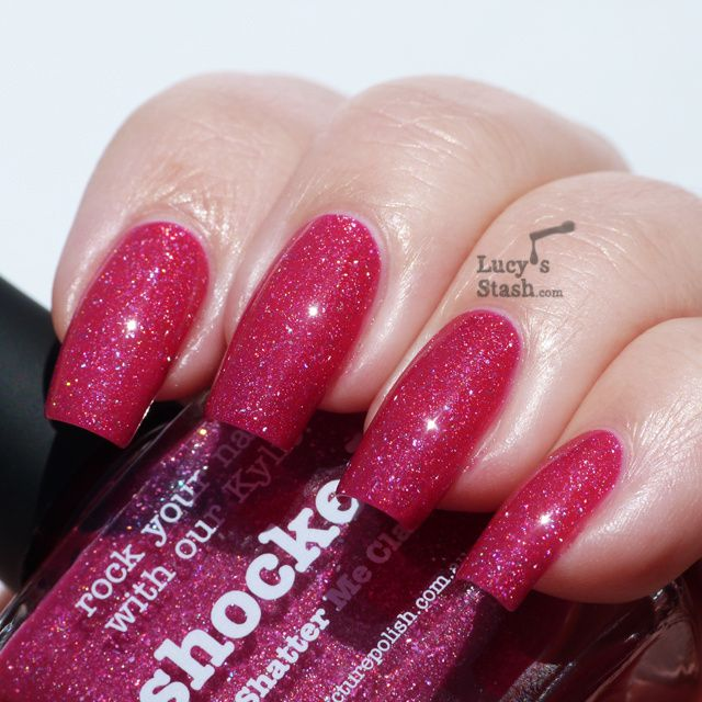 piCture pOlish Monday: piCture pOlish Shocked - Review & swatches