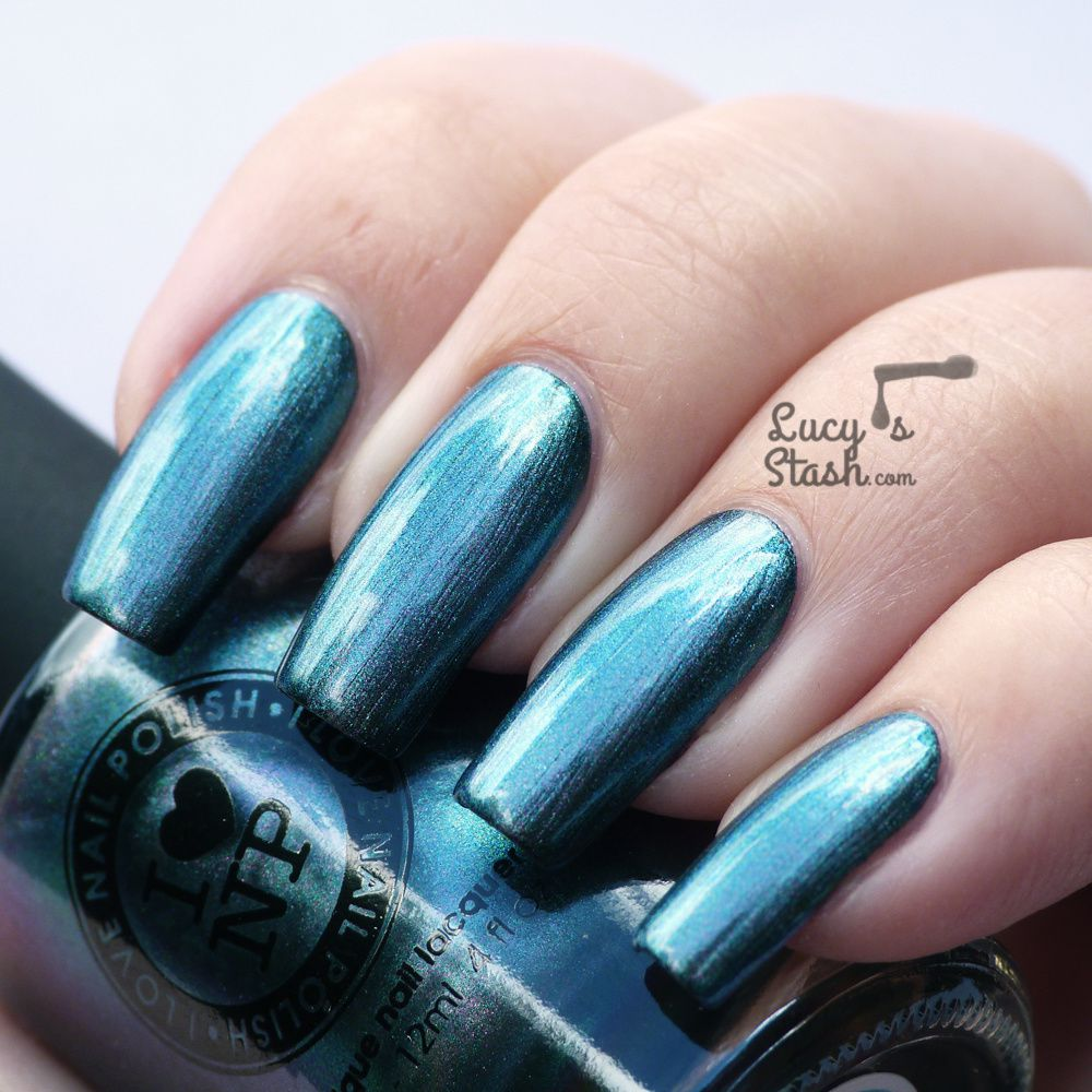 I Love Nail Polish My Little Glacier - Review & swatches