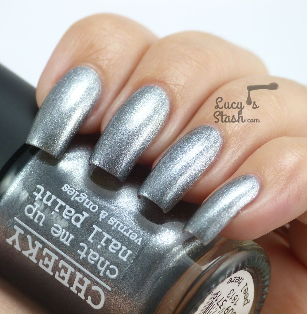 Do you need some CHEEKY polish in your life?