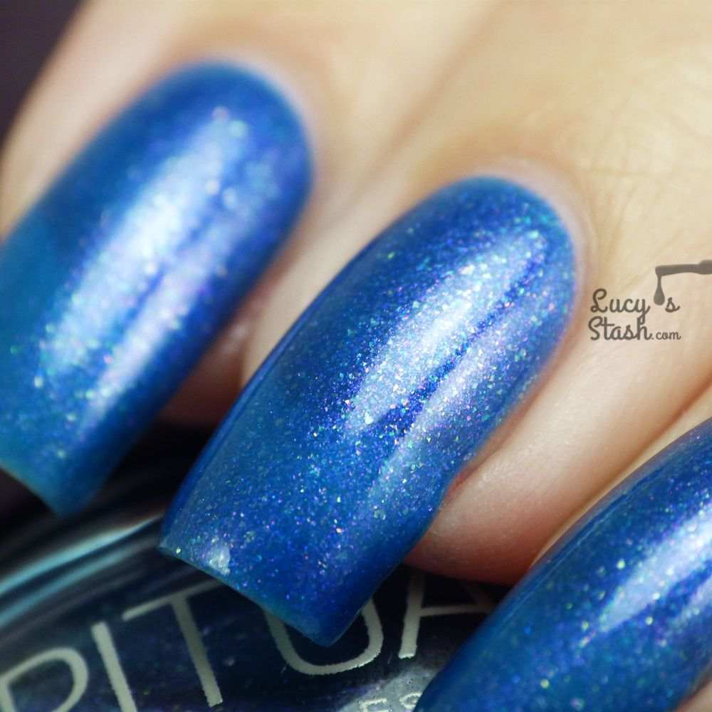 SpaRitual Illuminate Collection Holiday 2013: Intellect, Intention and Intuition - Review & swatches