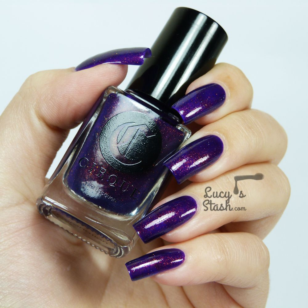 Cirque & Jeannie Vianney 'Coronation' - Review and swatches