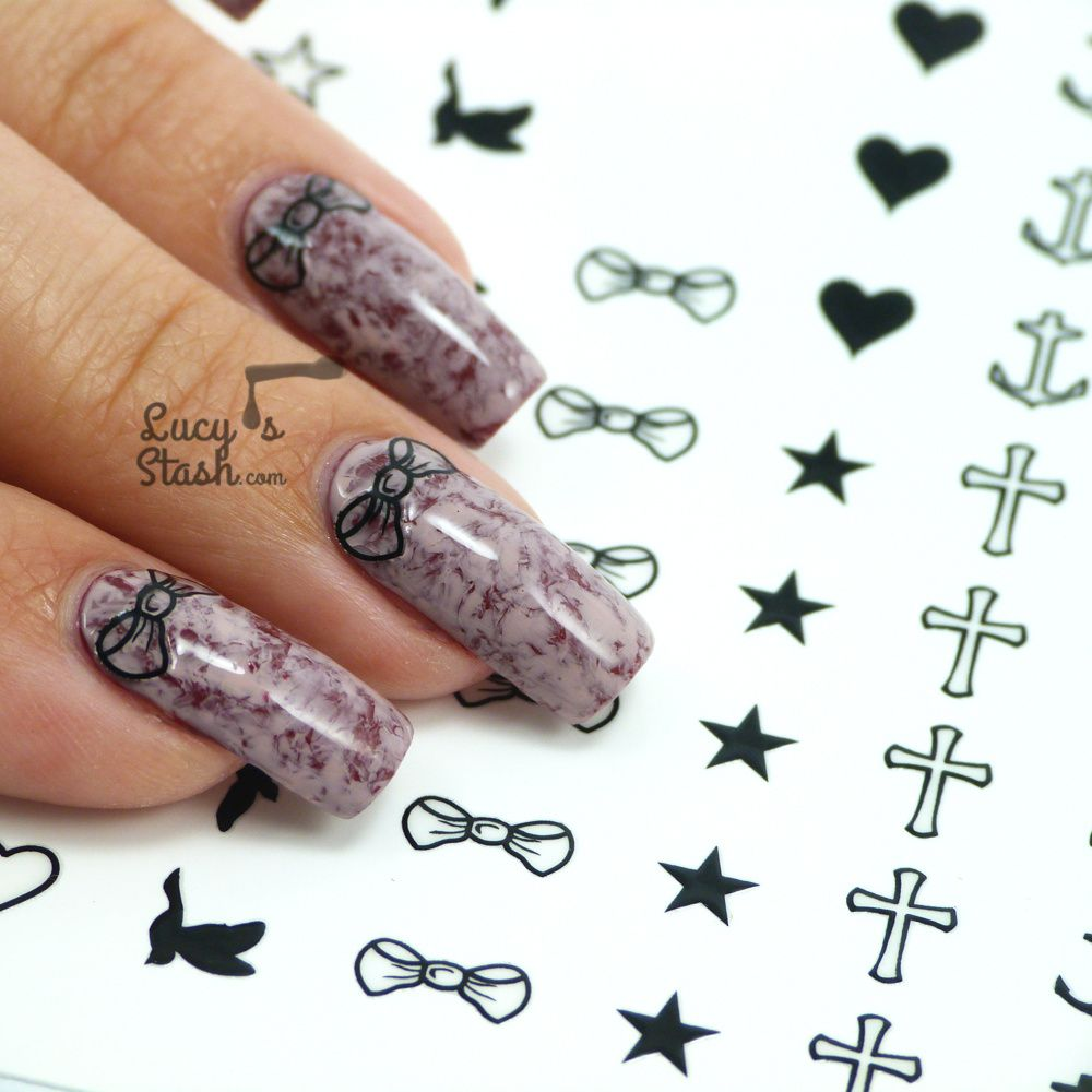 Did you know about Nail Art Nail Tattoos?
