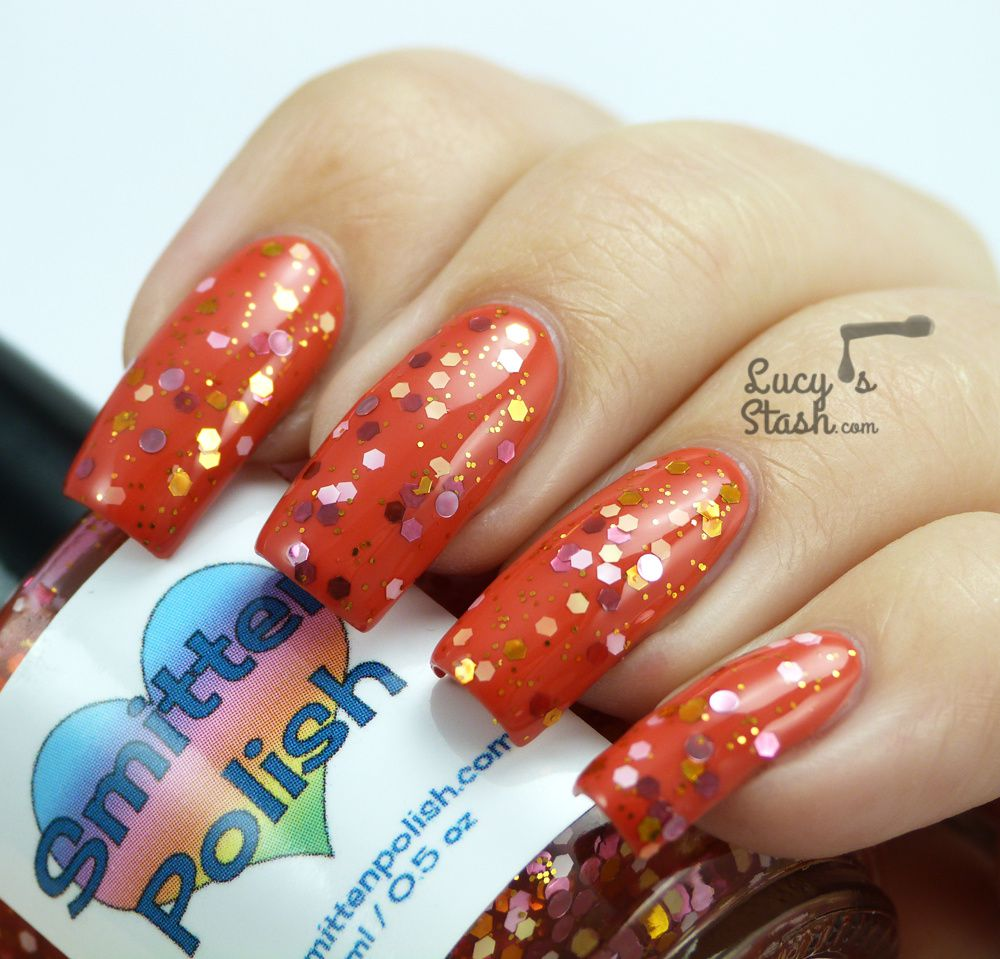 Rainbow Connection Exclusives: Polish Addict Rainbow Connection and Smitten Polish Birds of Paradise