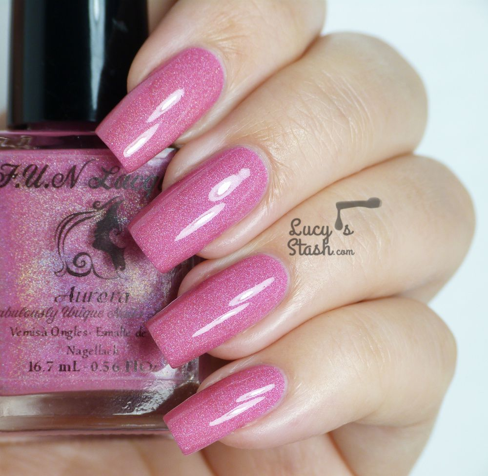 F.U.N Lacquer - Princess Collection, Part 2 - Review & Swatches