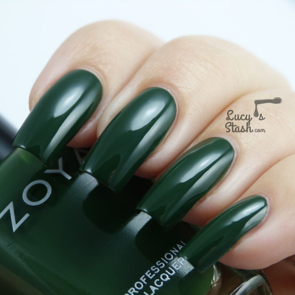 Zoya Cashmeres Collection for Fall 2013 - Review and swatches