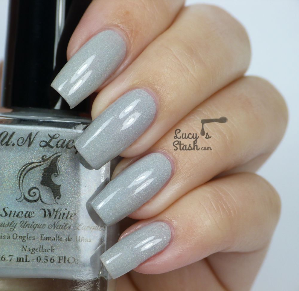 F.U.N Lacquer - Princess Collection, Part 1 - Review & Swatches
