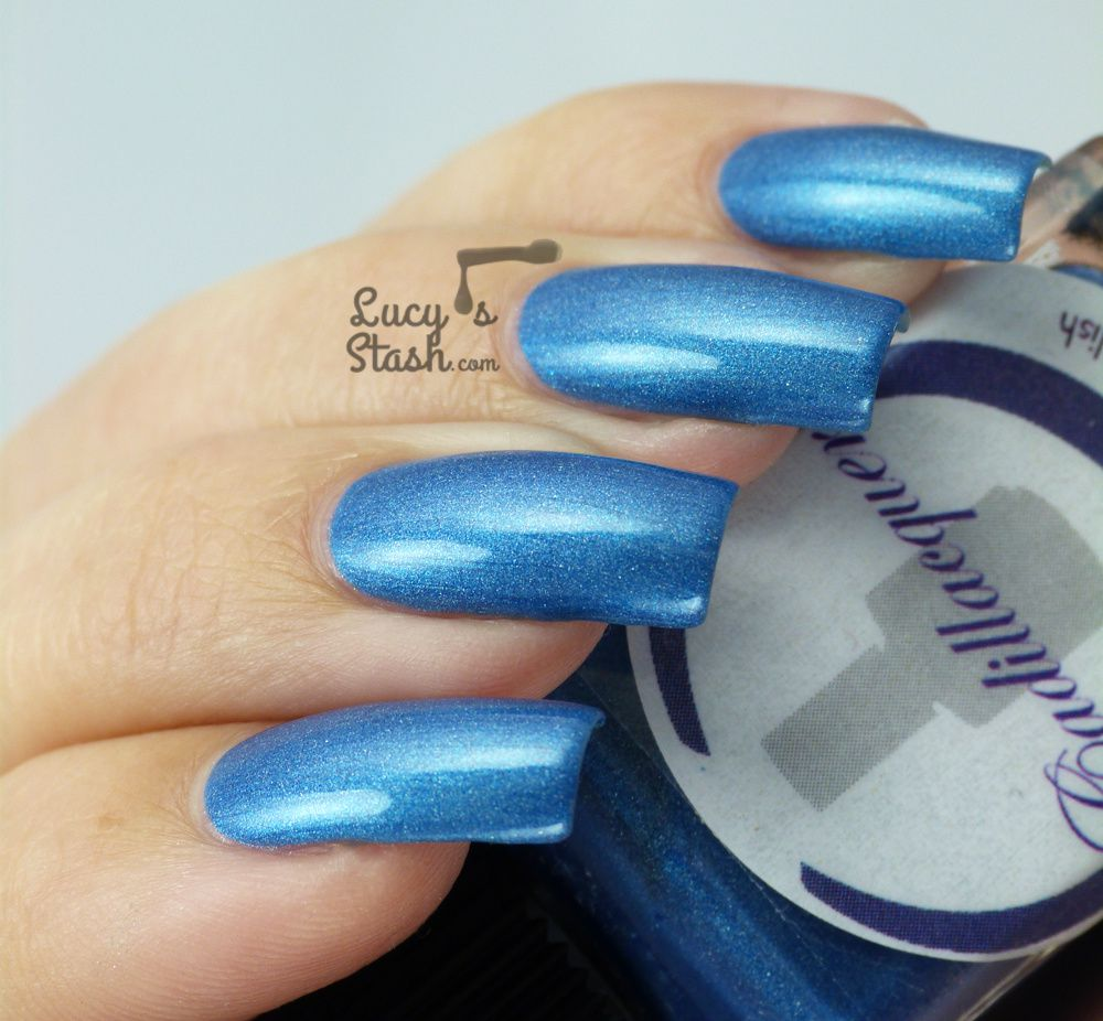 Cadillacquer Breaking Bad Collection Part 1 - Review & Swatches