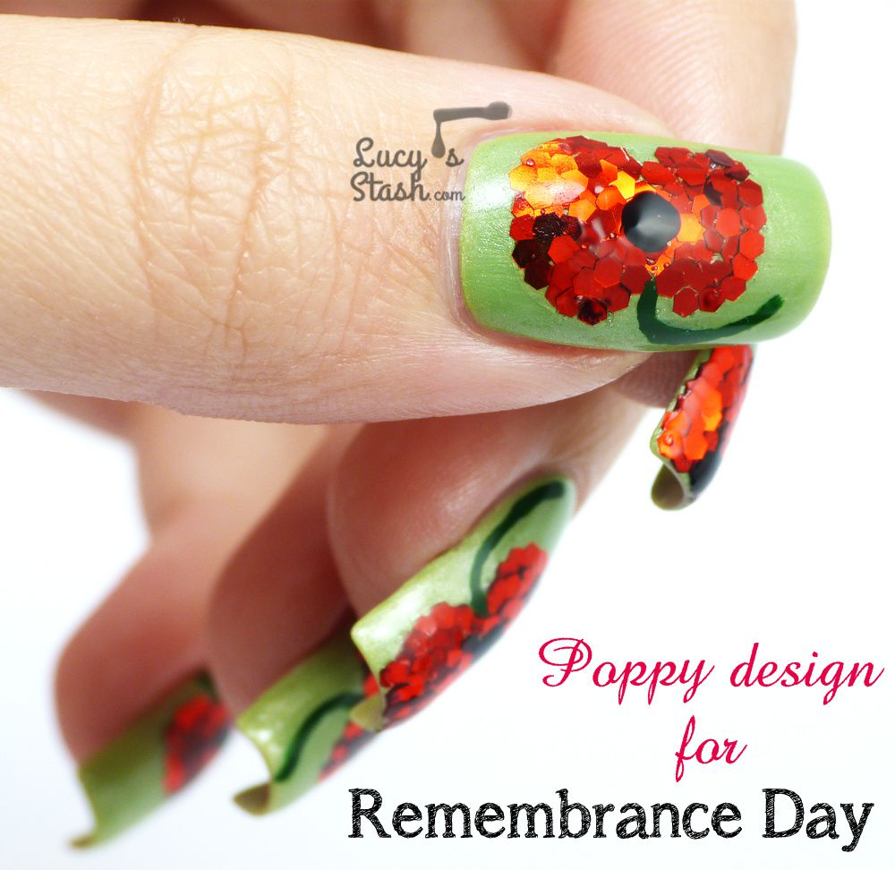 Poppy Design for Remembrance Day