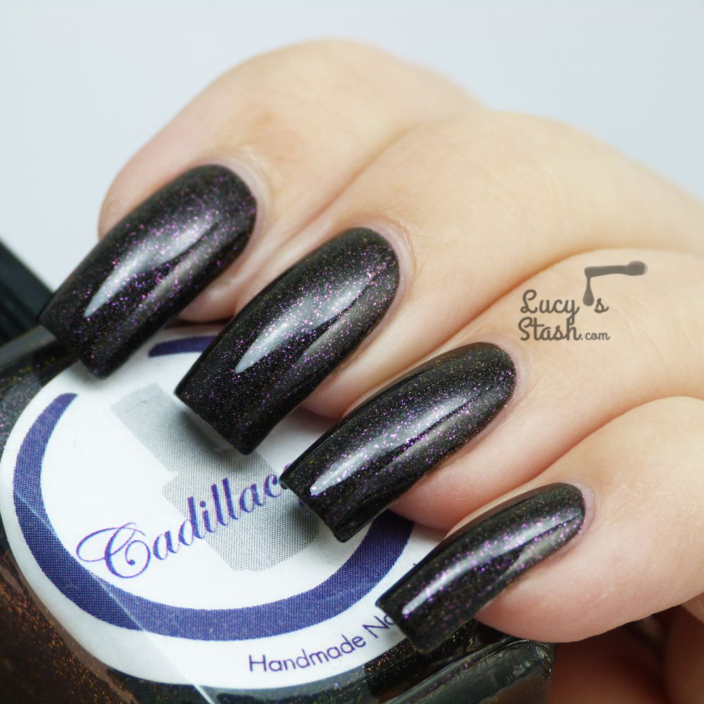 Cadillacquer Breaking Bad Collection Part 2 - Review & Swatches