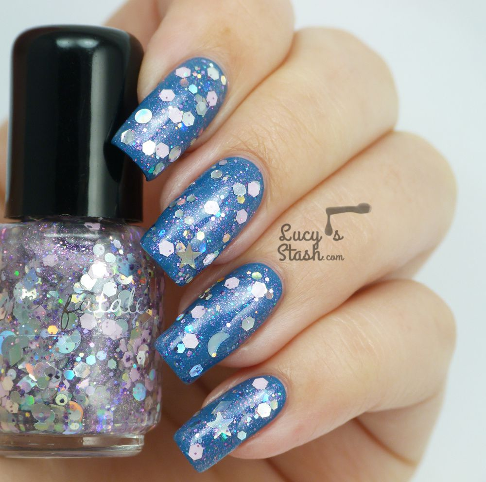 Femme Fatale Glitter Polishes - Review & Swatches