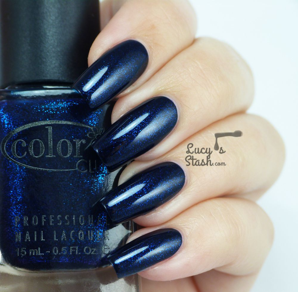 Color Club Williamsburg over OPI Incognito In Sausalito
