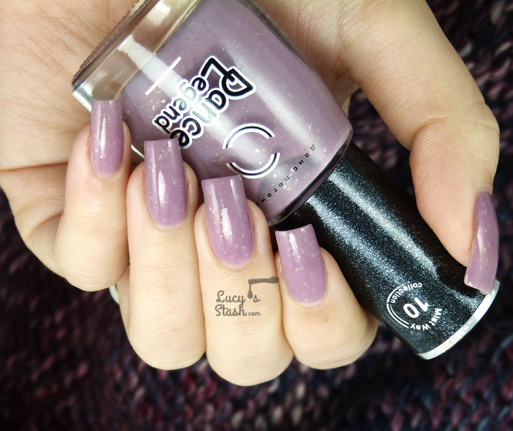 Dance Legend Sadness, Mist Way Collection - Reviews and swatches