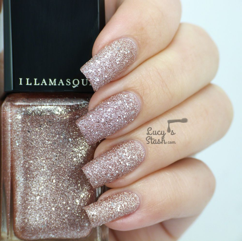 Illamasqua Shattered Stars polishes | Glamore Collection - Review & Swatches