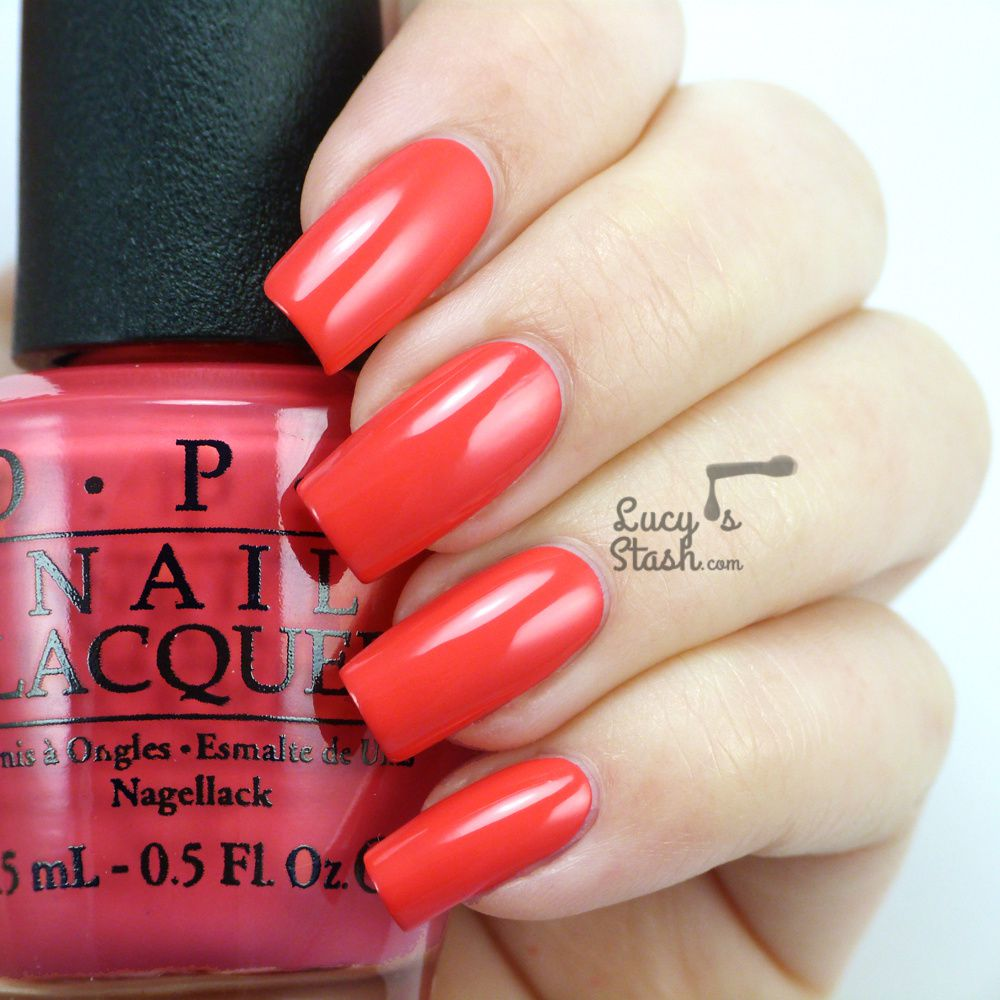 OPI Brazil Collection - Review & Swatches