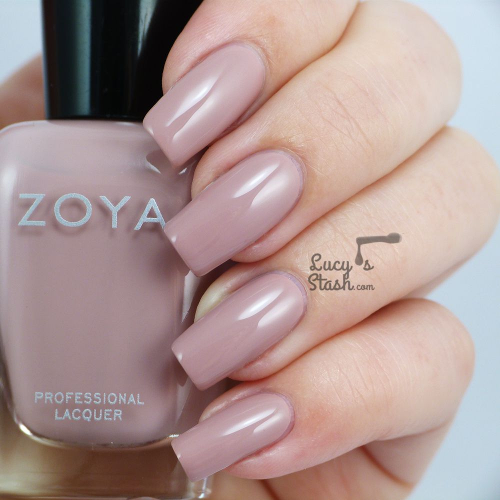 Zoya Naturel Collection - Review & Swatches
