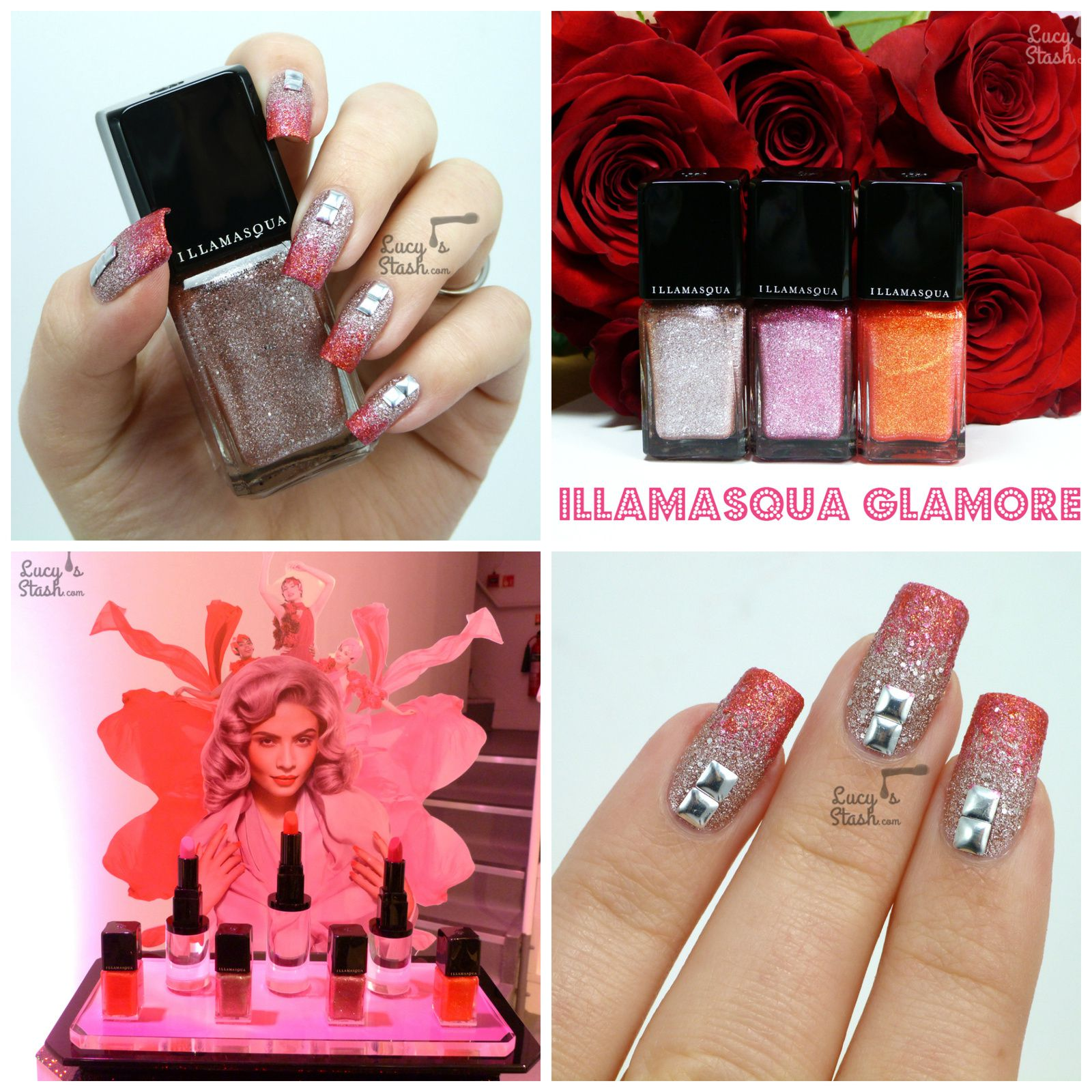 WIN Illamasqua GLAMORE Collection with Lucy's Stash