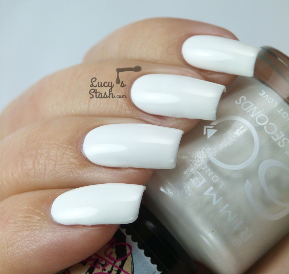 Rimmel London - Rita Ora Polishes - Review & Swatches of 4 Shades
