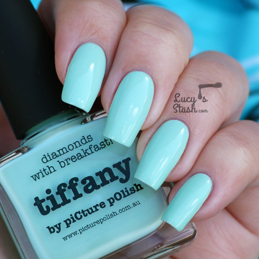 piCture pOlish Monday: Tiffany - Review & Swatches