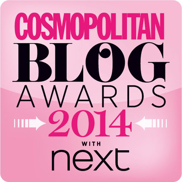 Cosmopolitan Blog Awards 2014!!!