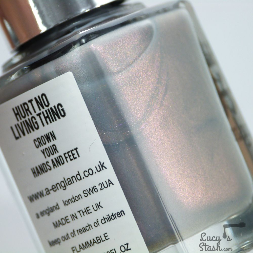 A England Hurt No Living Thing - Review & Swatches