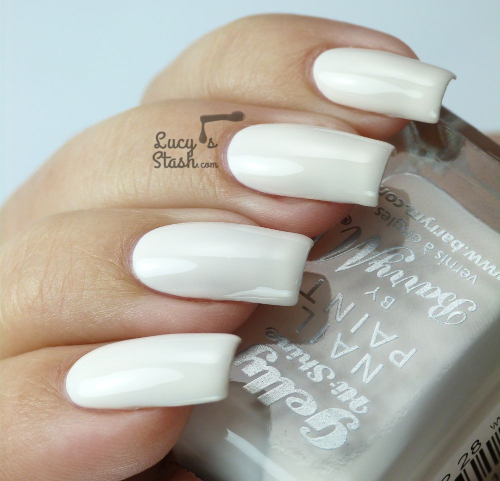 Barry M Exotic Summer Gelly Nail Paints - Review & Swatches