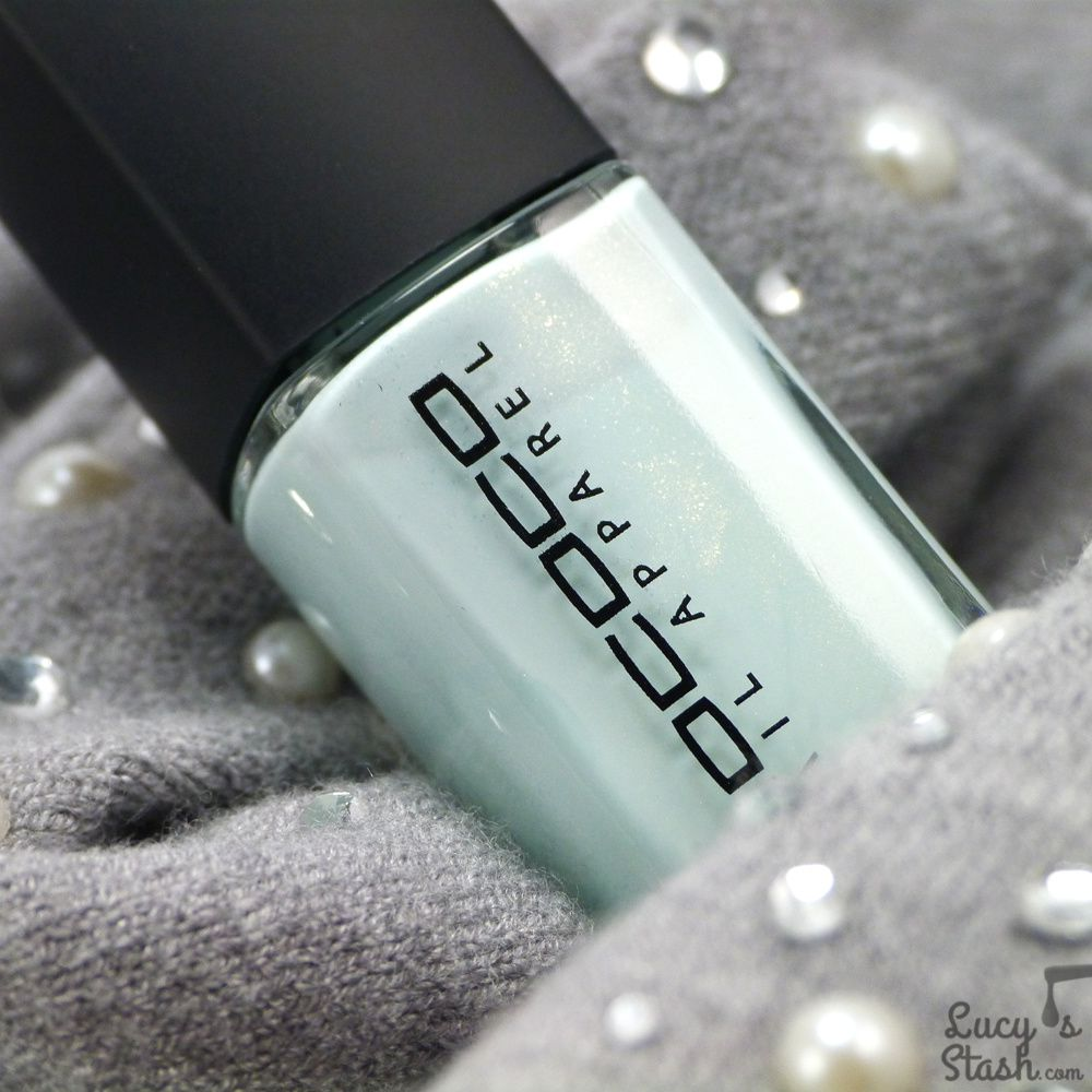 Rococo Nail Apparel T-Cup - Review & Swatches