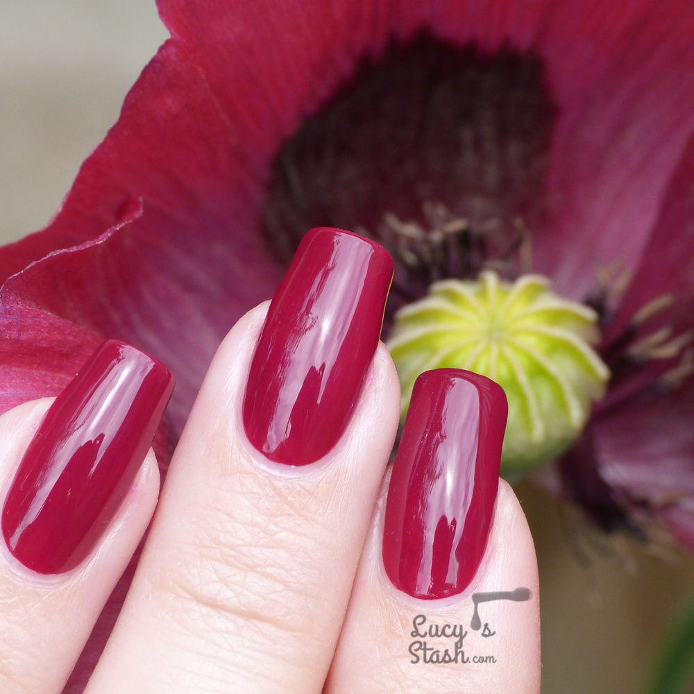 Jacava London Black Forest Gâteau - Review & Swatches
