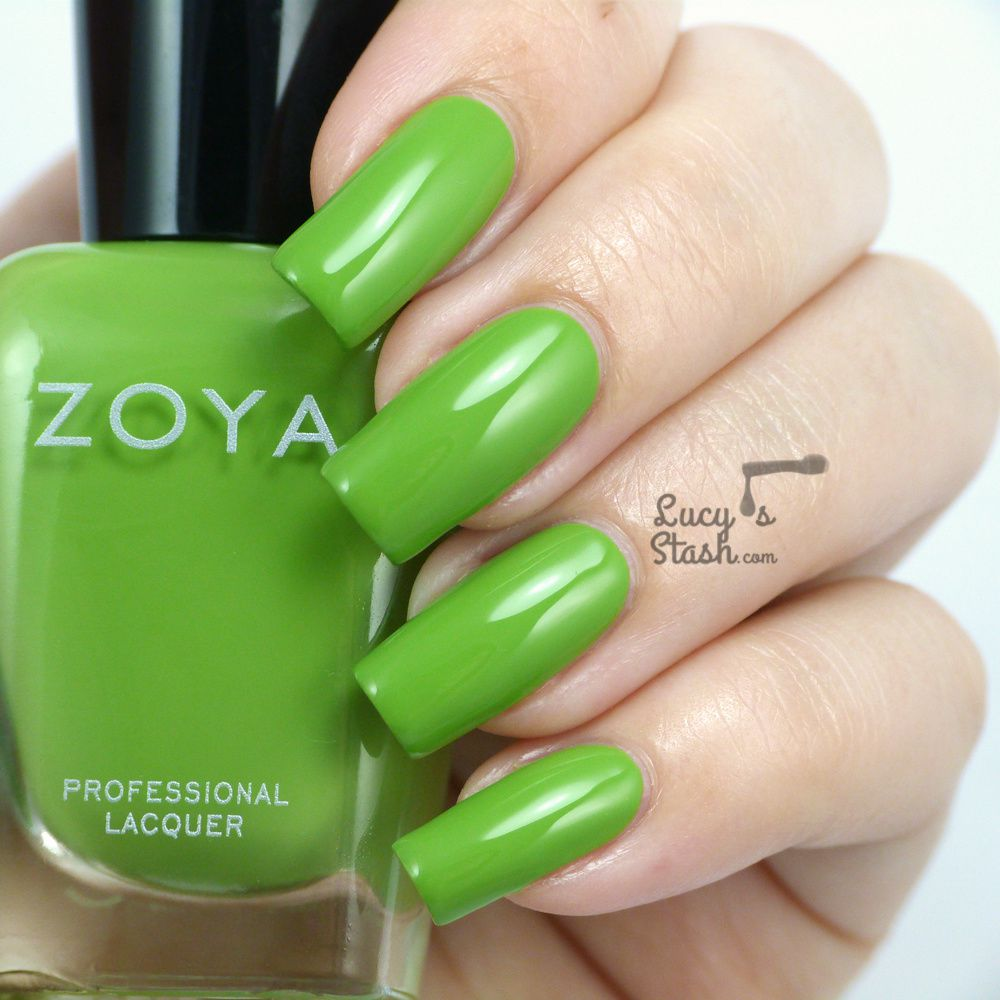 Zoya Tickled Collection - Review & Swatches