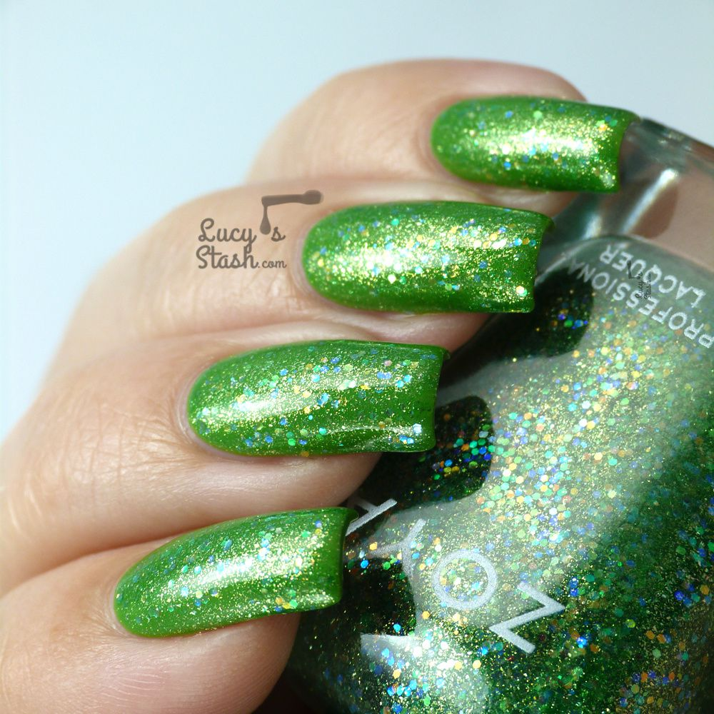 Zoya Bubbly Collection - Review & Swatches
