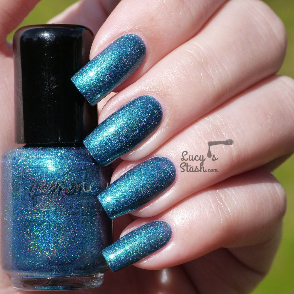 Review of 4 Femme Fatale Holographic Shades ♥