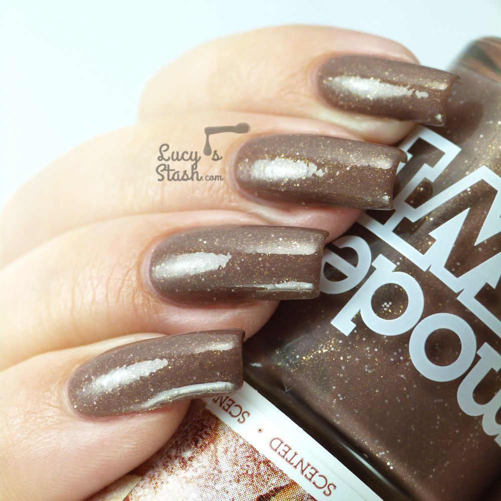 Models Own Sweet Shop Collection Polishes - Review & Swatches