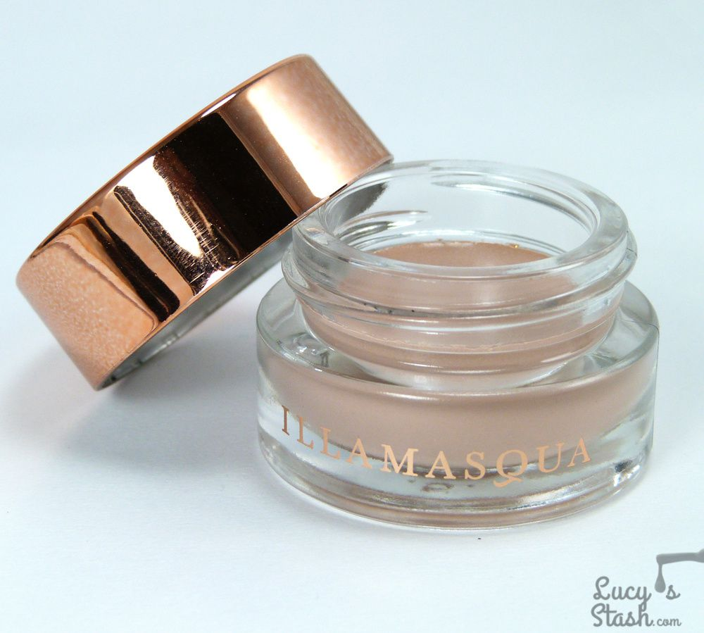Illamasqua Once Collection - Review & swatches of Melange, Courtier, Exquisite and Naked Rose
