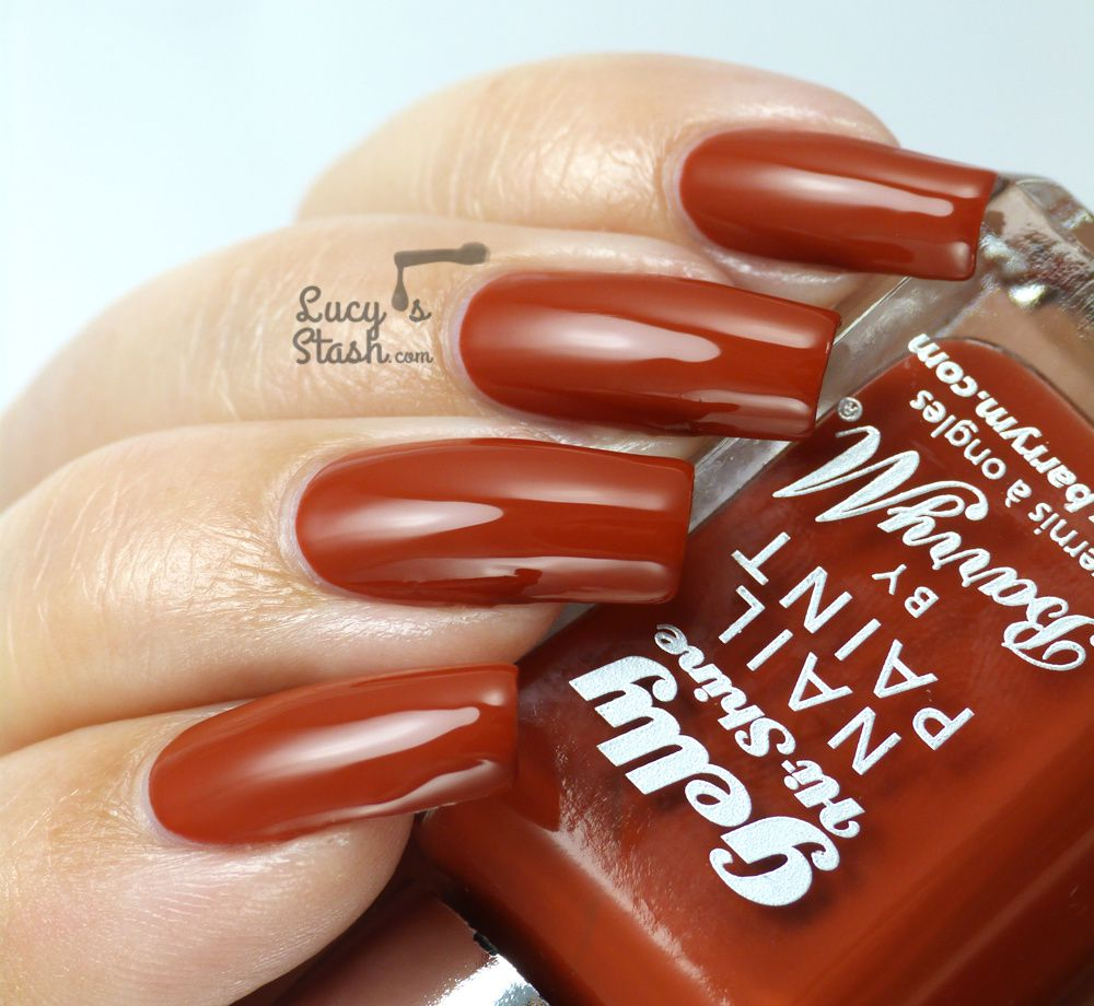 Barry M Gelly Collection for Autumn/Winter 2014 - Review & Swatches