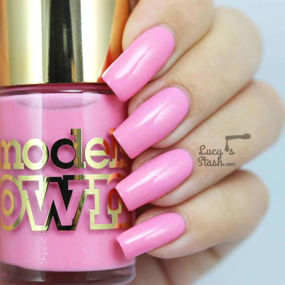 Models Own Diamond Luxe Collection polishes - Review & Swatches