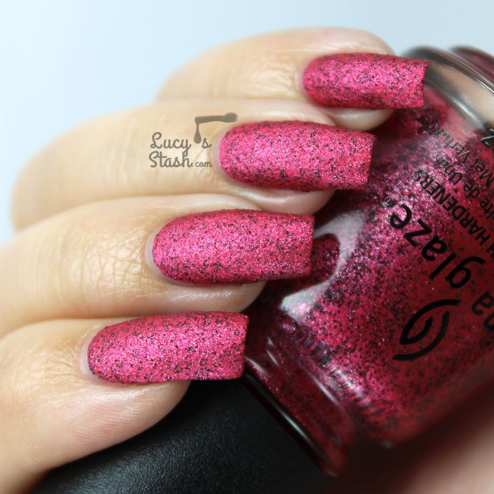 China Glaze Love Your Guts - Review & Swatches