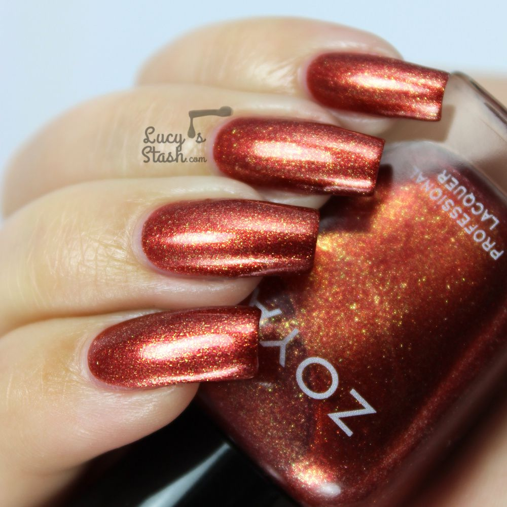 Zoya Ignite Collection - Review & Swatches