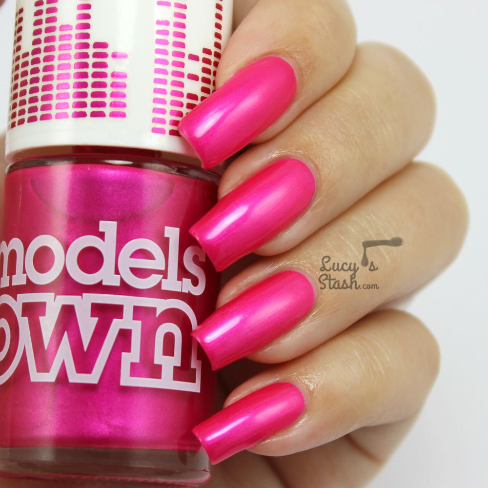 Models Own Disco Pants Collection - Review & Swatches