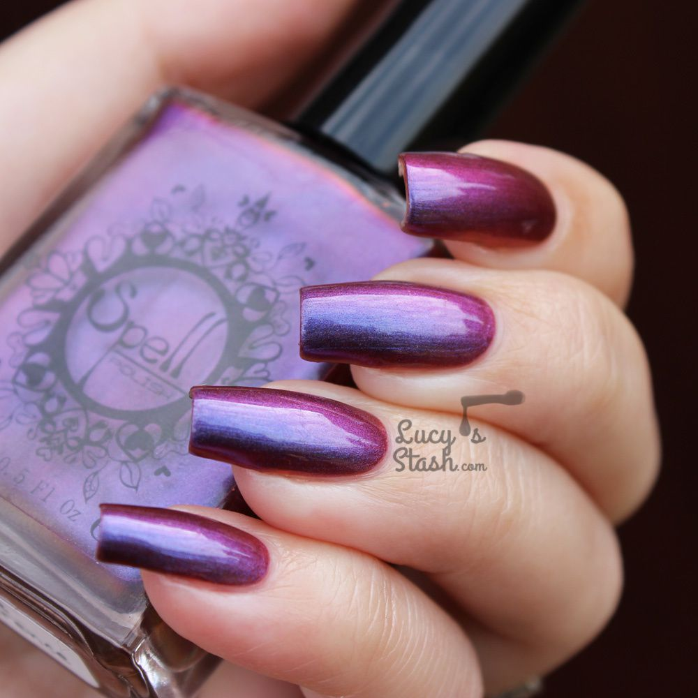 Spell Polish - Smile Transference | Review & Swatches