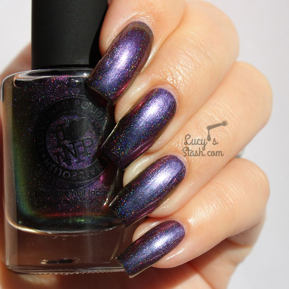 I Love Nail Polish Fall Collection 2014 - Review & Swatches
