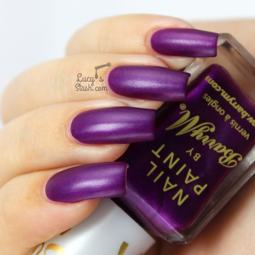 Barry M Silk Collection for A/W 2014 - Poppy, Orchid & Forest - Review & Swatches