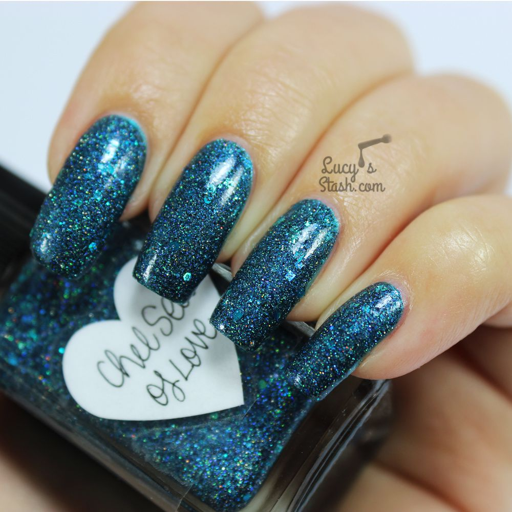 Lynnderella Couture at the Navy Yard and ChelSea of Love - Review & Swatches