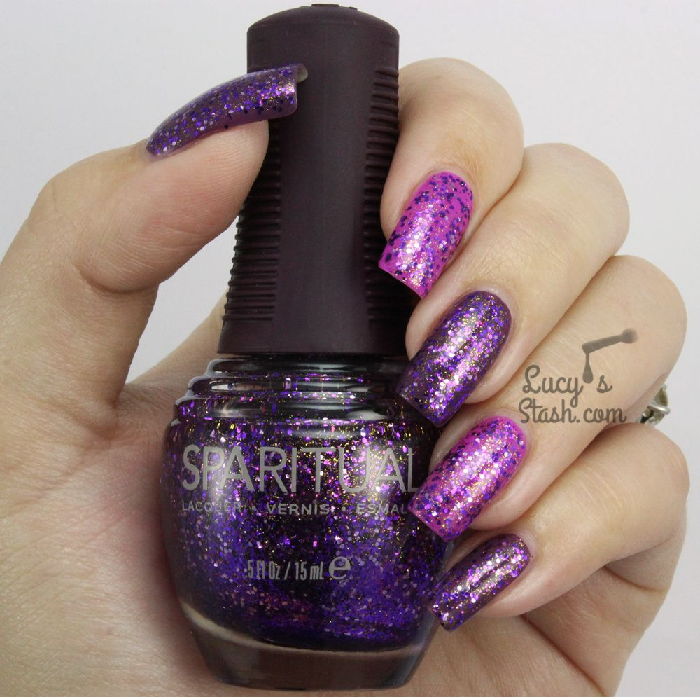 SpaRitual Living - Review & Swatches